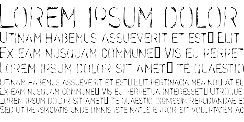 Sample of Stencilcase