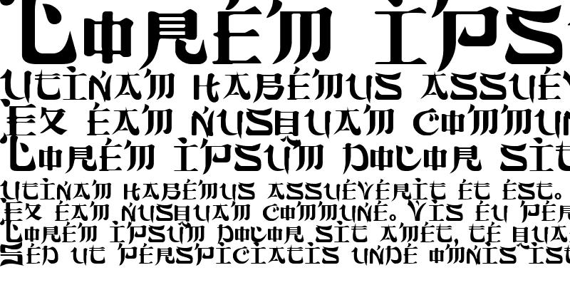 Sample of Sumdumgoi