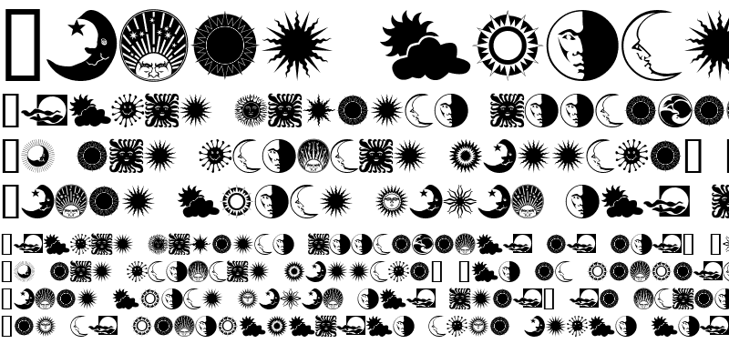 Sample of Sun n Moon Regular