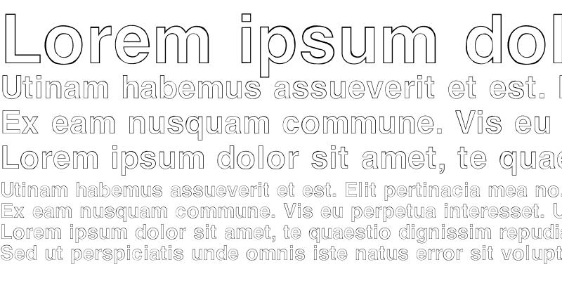 Sample of SuperDome-Outline