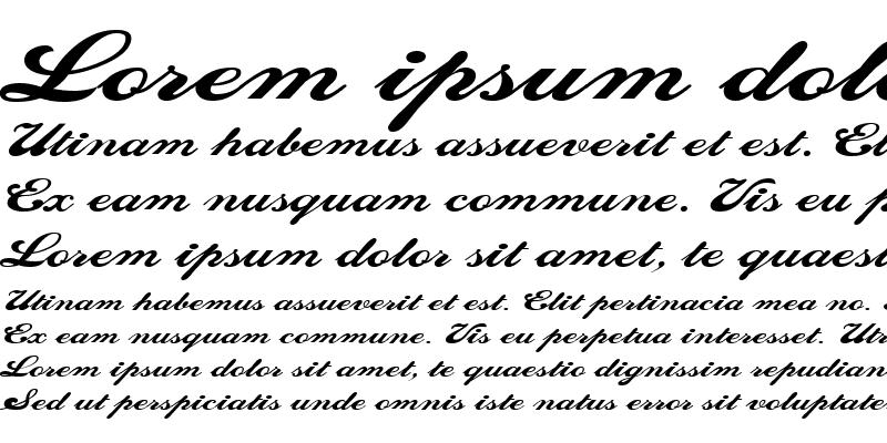 Sample of Sweden Extended