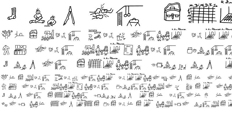 Sample of Symbolico 2 DB