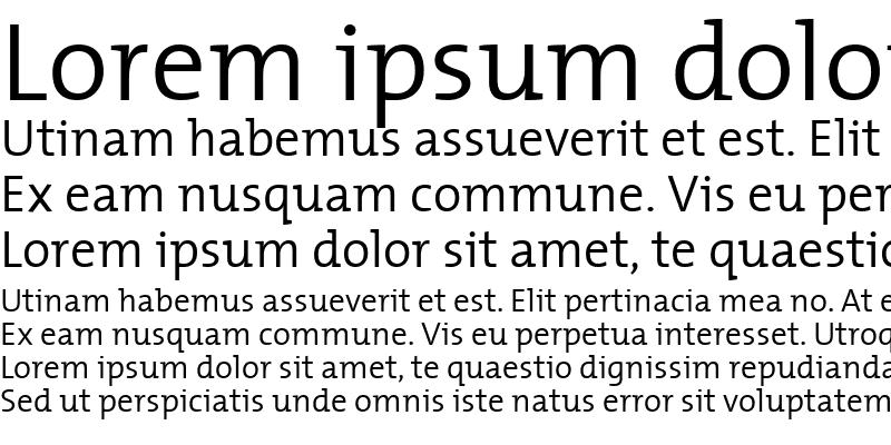 Sample of TheMixSemiLight-Plain