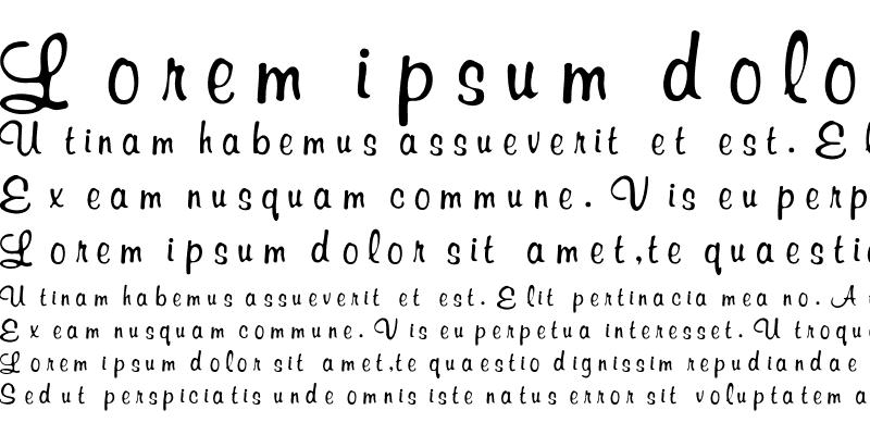 Sample of ThomassMurrayay