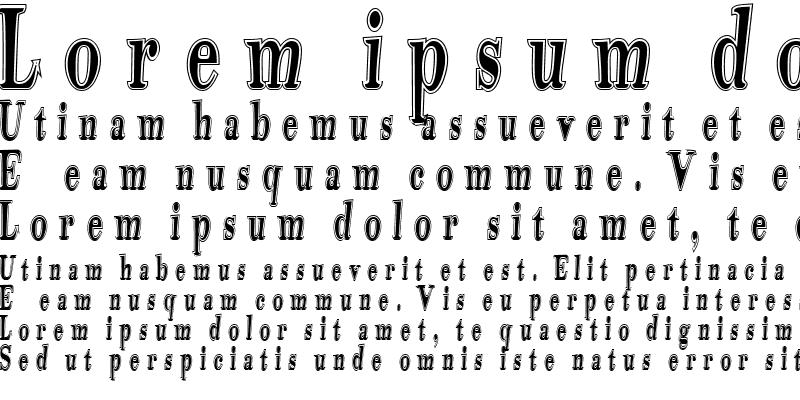 Sample of Tidelagskoprofag