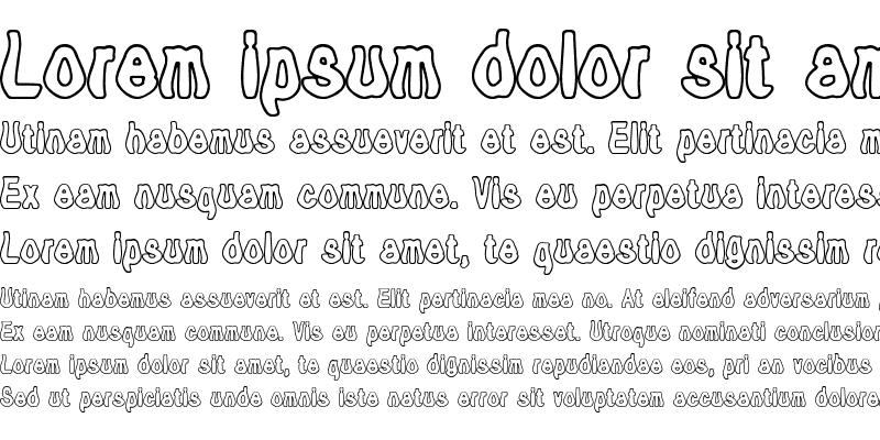 Sample of Tioem-Open