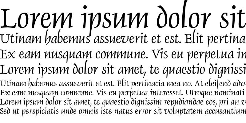 Sample of TR Dauphin