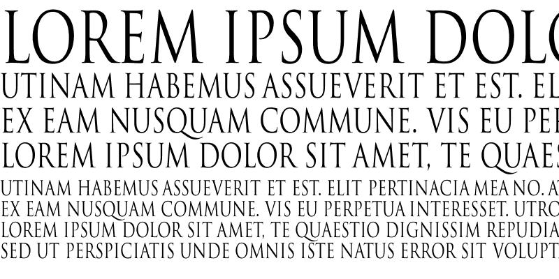 Sample of Trajan-Normal Cn