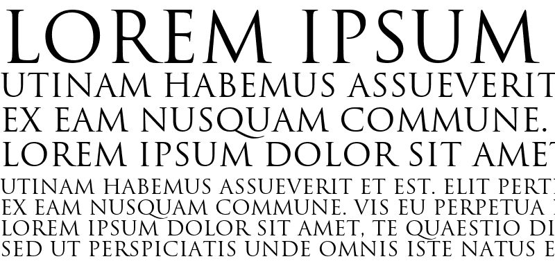 Sample of Trajan