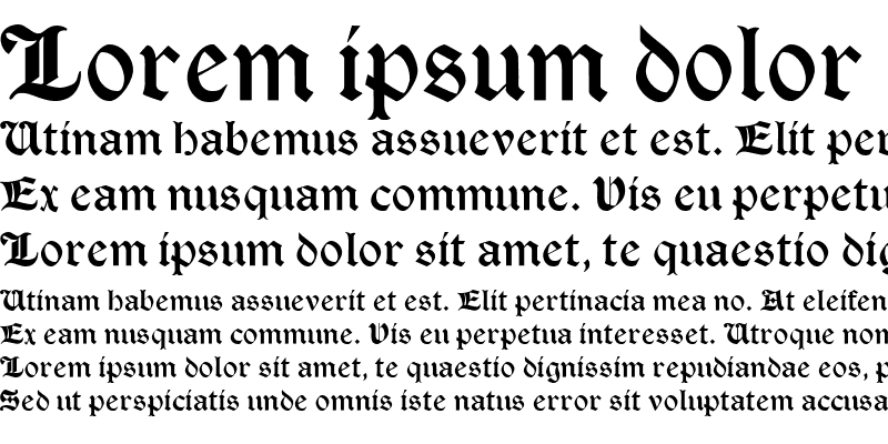 Sample of TudorText