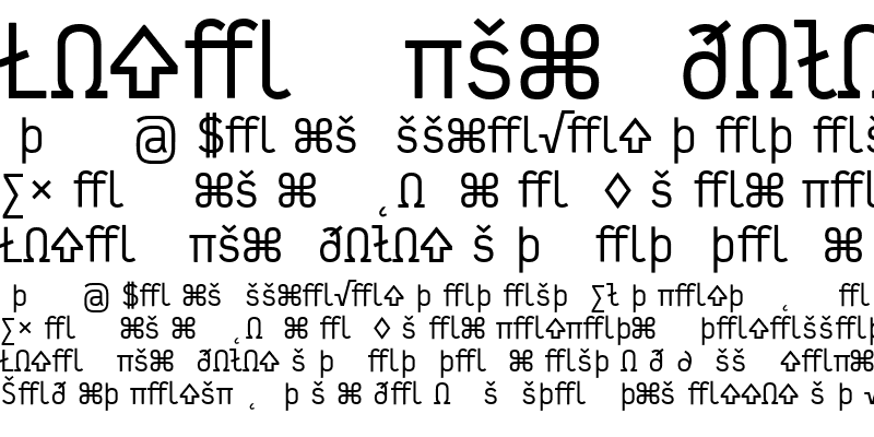 Sample of Typestar