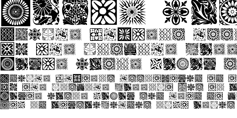 Sample of TypoBackgrounds