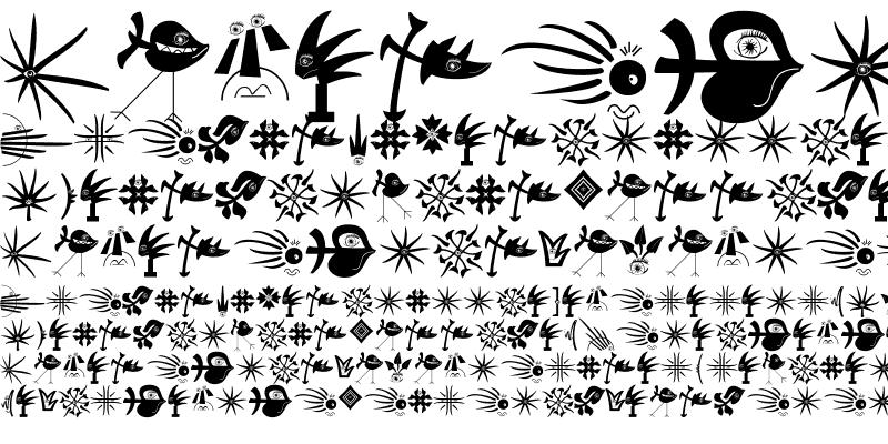 Sample of TypoPieces