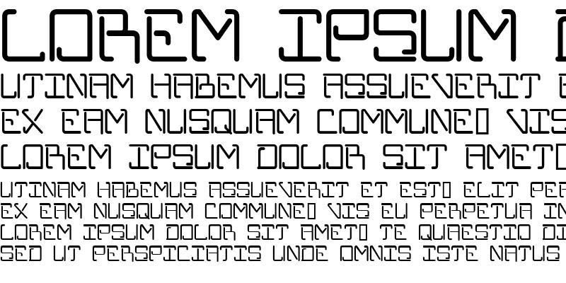 Sample of TYPORM01R