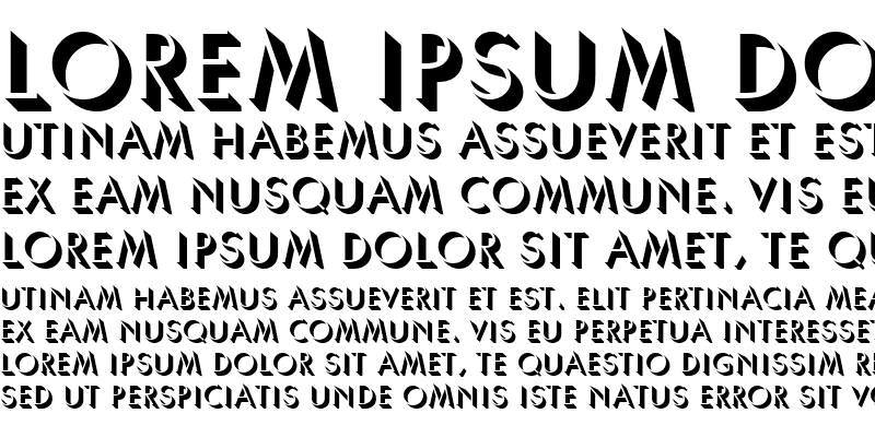Sample of Umbra BT Regular