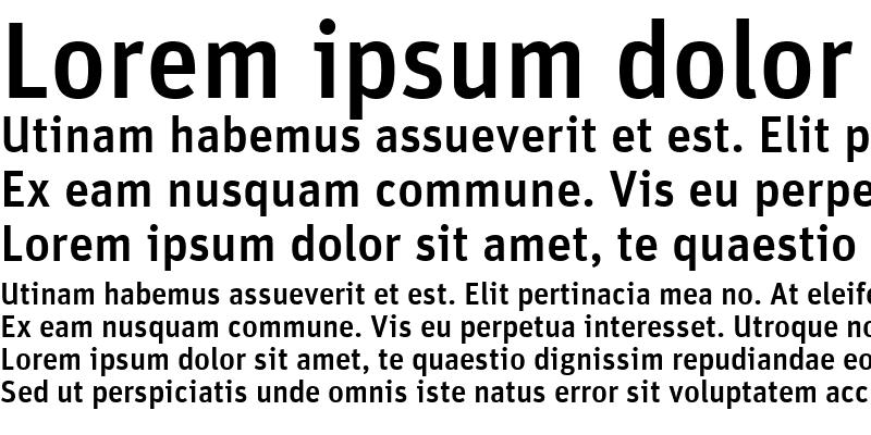 Sample of Unit-Medium
