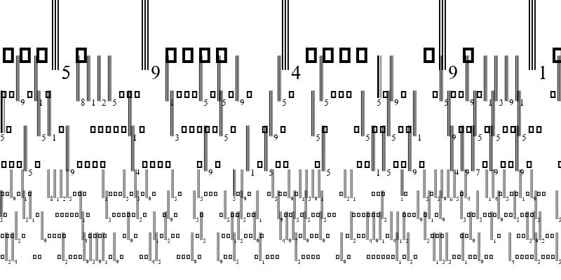 Sample of UPC-E Tall