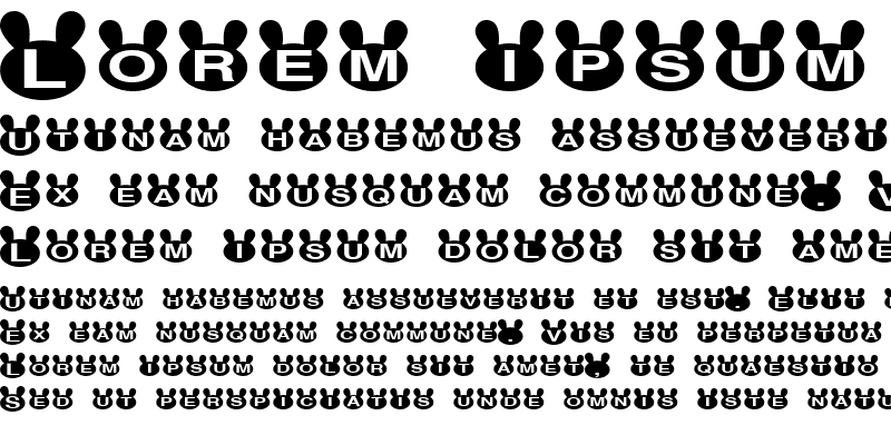 Sample of usa Black