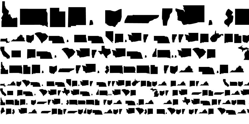 Sample of USA