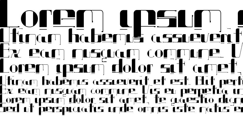 Sample of Usonia