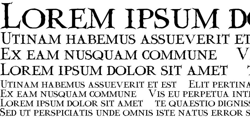 Sample of Valdemar