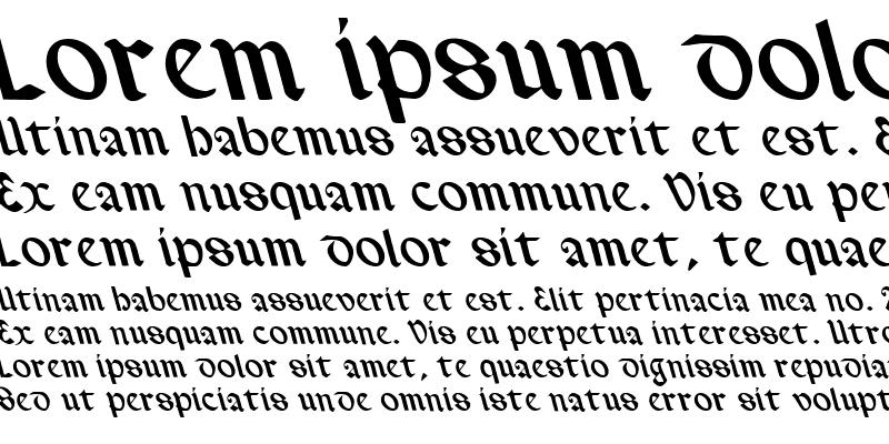 Sample of Valerius Leftalic