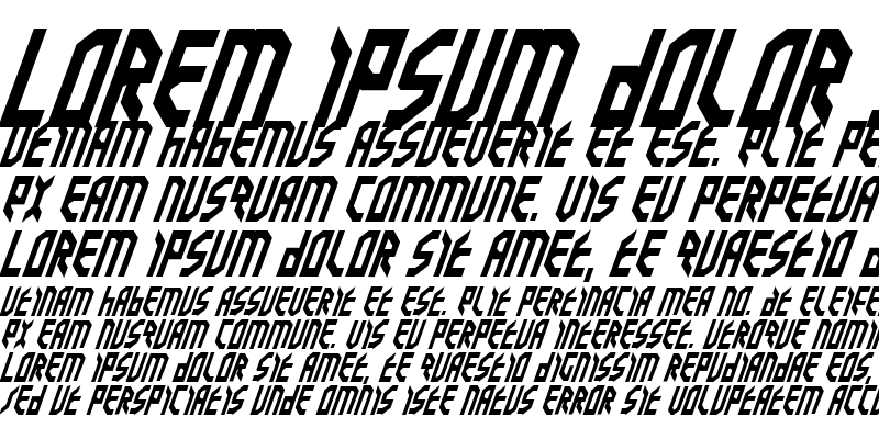 Sample of Valkyrie Bold Italic Bold Italic