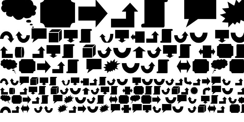 Sample of VariShapes Solid Regular