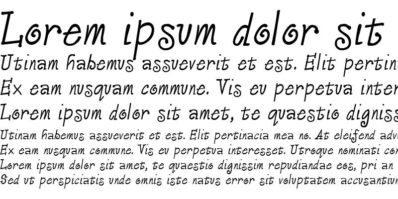 Sample of Vassallo