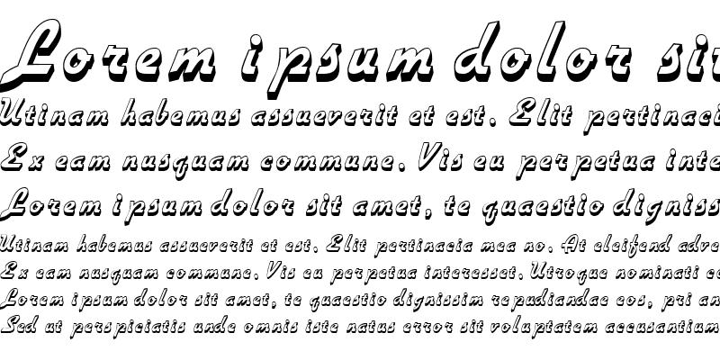 Sample of VisioOutlineSSK
