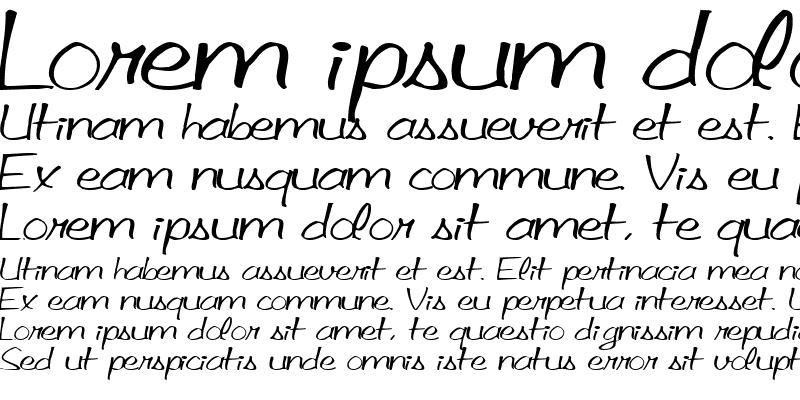 Sample of Voo ttnorm