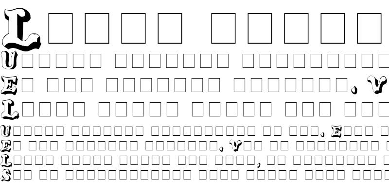Sample of Wahoo Display Caps SSi