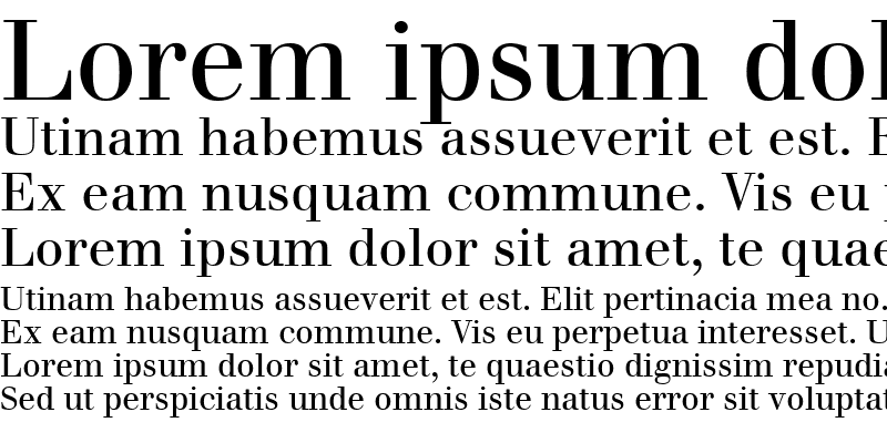 Sample of Walbaum SSi