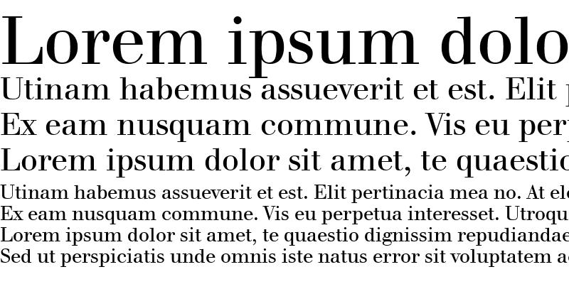 Sample of WalbaumBucT