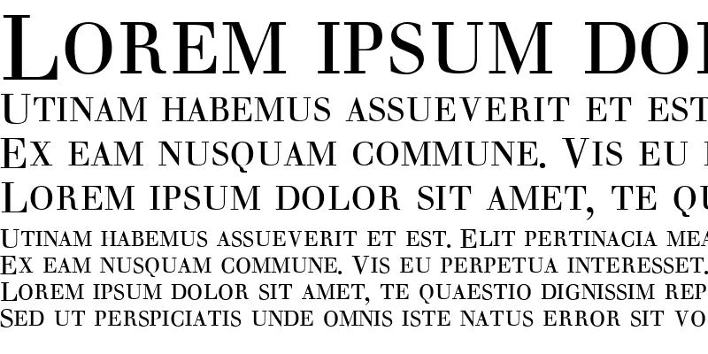 Sample of WalbaumOSSCapSSK Regular