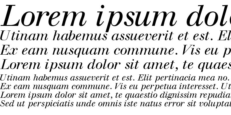 Sample of WalbaumOSSSK