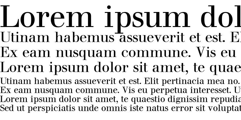 Sample of WalbaumSSK