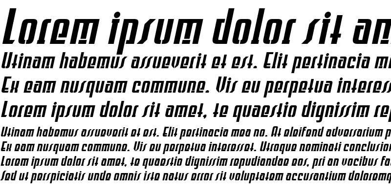 Sample of WILD1 Firstvision Exegesis Bold Italic