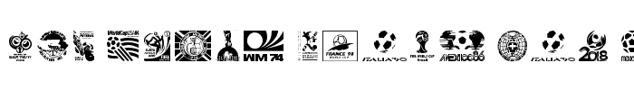 Preview of World Cup logos Regular