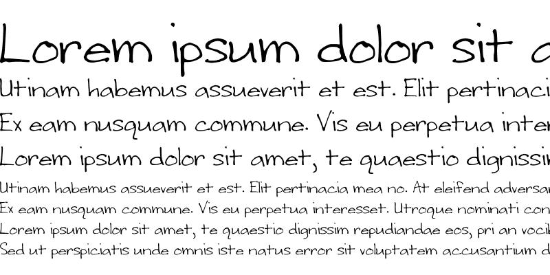 Sample of Writing Stuff