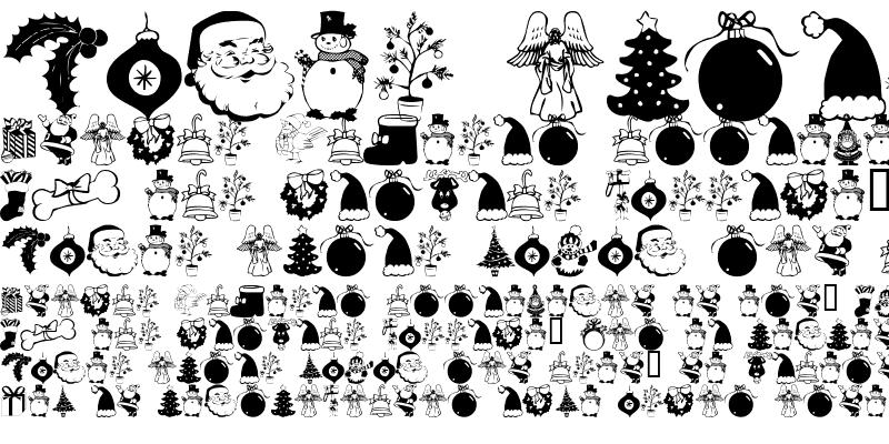 Sample of XmasTyme