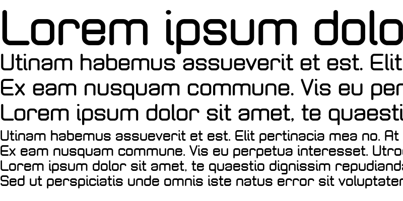 Sample of Zolano Sans BTN Bold